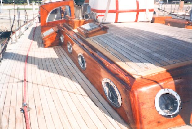YACHT CLASSIQUE 20M - bateaux d'occasion - bateaux YACHT CLASSIQUE 20M d'occasion