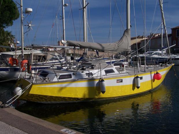 reve antilles acier voyage d 39 occasion vendre achat bateau n fy17208 chatntier. Black Bedroom Furniture Sets. Home Design Ideas