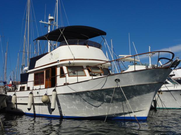 TRAWLER 43 - bateaux d'occasion - bateaux TRAWLER 43 d'occasion