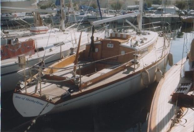 TINA 37 PLAN CARTER - bateaux d'occasion - bateaux TINA 37 PLAN CARTER d'occasion