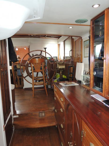 TRAWLER REMORQUEUR HOLLANDAIS - bateaux d'occasion - bateaux TRAWLER REMORQUEUR HOLLANDAIS d'occasion