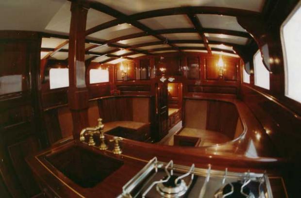 CLASSIC YACHT COMMUNTER 50 - bateaux d'occasion - bateaux CLASSIC YACHT COMMUNTER 50 d'occasion