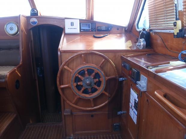 NAUTICAT 43 - bateaux d'occasion - bateaux NAUTICAT 43 d'occasion