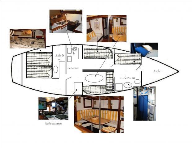 ISLE SOUS LE VENT DL - bateaux d'occasion - bateaux ISLE SOUS LE VENT DL d'occasion