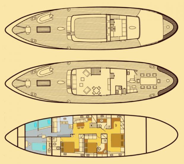 KETCH NORVEGIEN DE VRIES 29M - bateaux d'occasion - bateaux KETCH NORVEGIEN DE VRIES 29M d'occasion