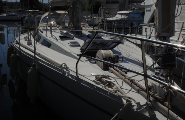 DERIVEUR INTEGRAL ALU GRALL 39 - bateaux d'occasion - bateaux DERIVEUR INTEGRAL ALU GRALL 39 d'occasion