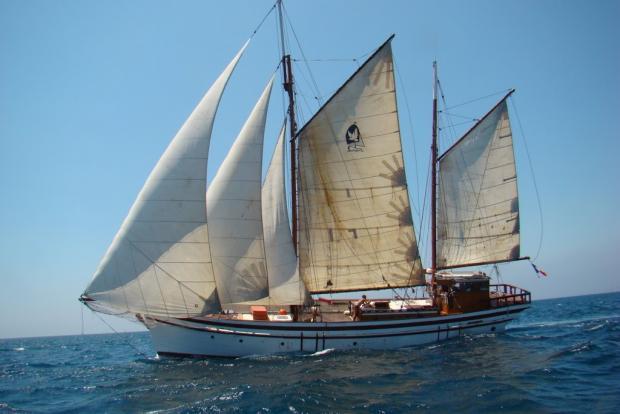KETCH AURIQUE 20 M de 1948 - bateaux d'occasion - bateaux KETCH AURIQUE 20 M de 1948 d'occasion