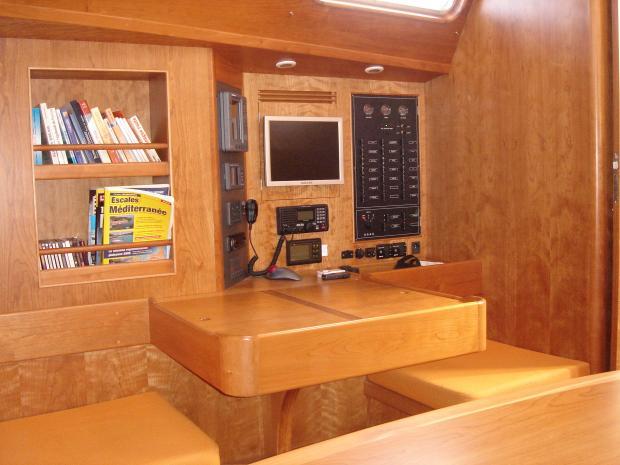 UNIVERSAL 44 ALU Grand Voyage - bateaux d'occasion - bateaux UNIVERSAL 44 ALU Grand Voyage d'occasion