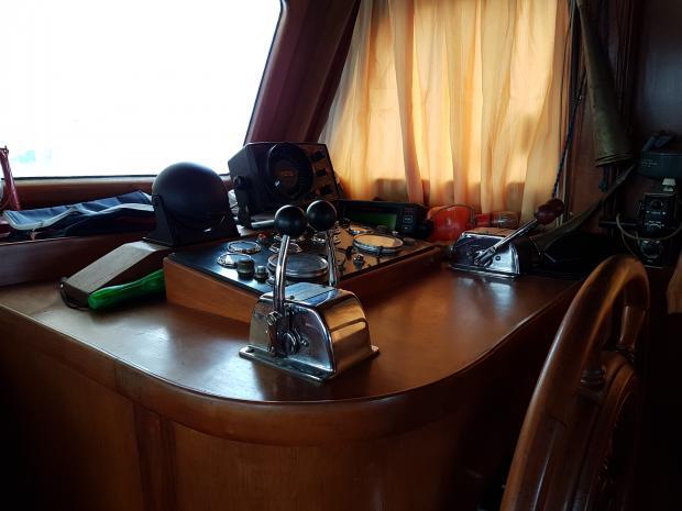TRAWLER EUROBANKER EUROPA 41 - bateaux d'occasion - bateaux TRAWLER EUROBANKER EUROPA 41 d'occasion