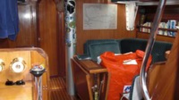 HOOD 38 DL MK1 - bateaux d'occasion - bateaux HOOD 38 DL MK1 d'occasion