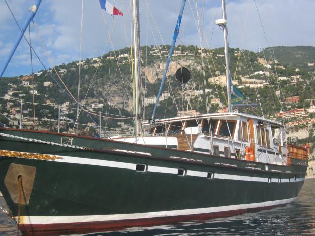 KETCH ACIER 24M - bateaux d'occasion - bateaux KETCH ACIER 24M d'occasion