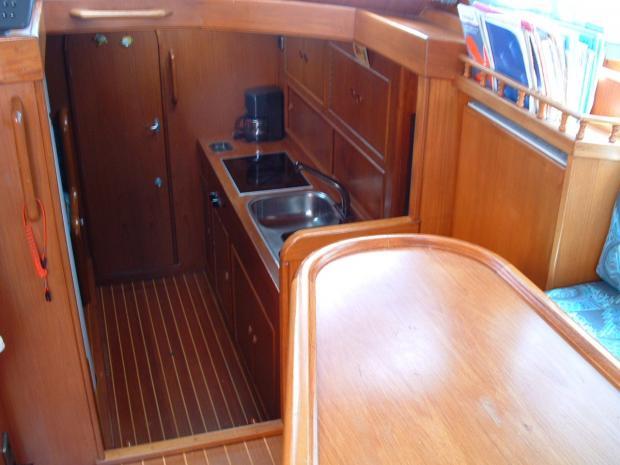 VOILIER DE VOYAGE KORAL 46 - bateaux d'occasion - bateaux VOILIER DE VOYAGE KORAL 46 d'occasion