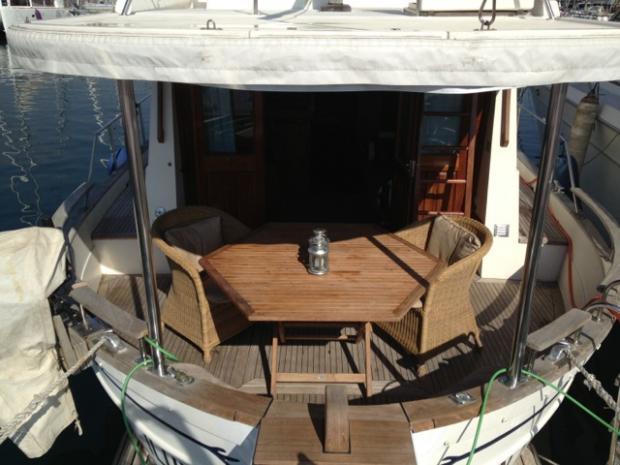 MYABCA 41 FB type Menorquin - bateaux d'occasion - bateaux MYABCA 41 FB type Menorquin d'occasion