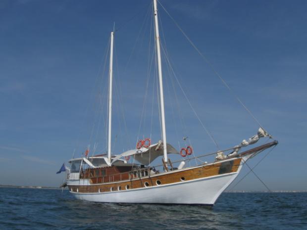 CAIQUE 20M - bateaux d'occasion - bateaux CAIQUE 20M d'occasion