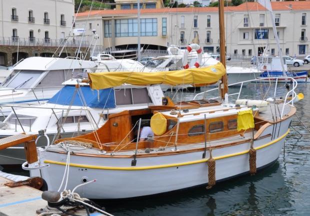 COTRE BARQUETTE MARSAILLAISE - bateaux d'occasion - bateaux COTRE BARQUETTE MARSAILLAISE d'occasion
