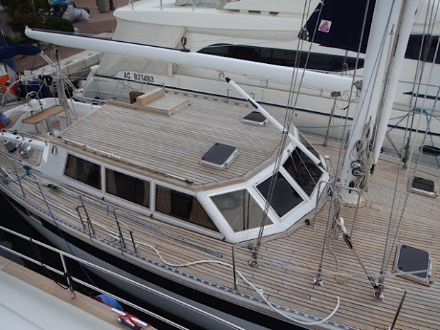 KORAL 54 SLOOP VOYAGE - bateaux d'occasion - bateaux KORAL 54 SLOOP VOYAGE d'occasion