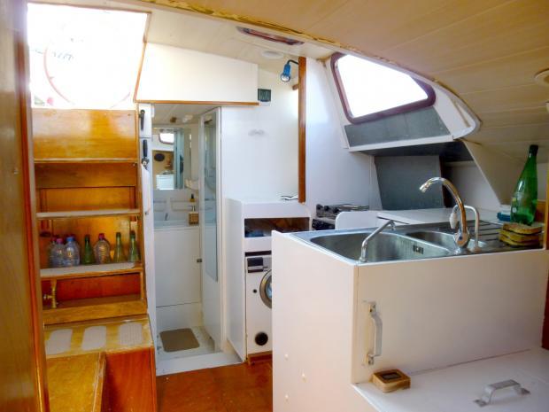 ISLE DISKO PONT INOX - bateaux d'occasion - bateaux ISLE DISKO PONT INOX d'occasion