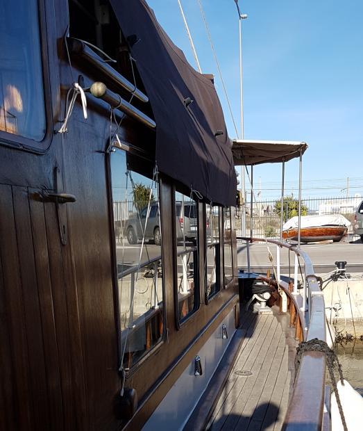 FIFTY MOTOR YACHT - bateaux d'occasion - bateaux FIFTY MOTOR YACHT d'occasion
