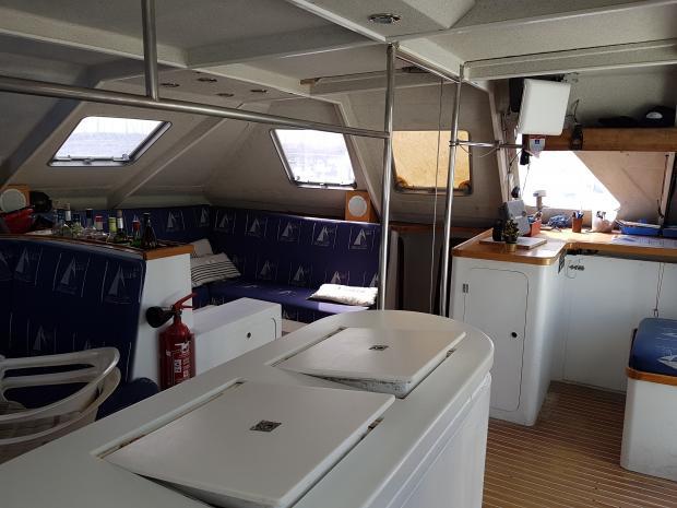 CATAMARAN HAUTURIER 60-' - bateaux d'occasion - bateaux CATAMARAN HAUTURIER 60-' d'occasion